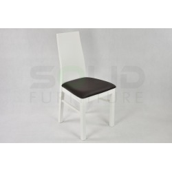 Krzesło INTER Białe