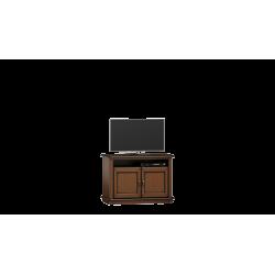 Szafka rtv narożna z szufladą stylowa z kolekcji Stylowa I