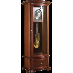 Stylowy zegar mechaniczny stojący Diament 4