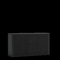 Komoda z szufladami Overpass 6