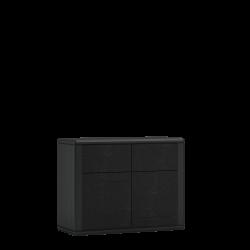 Komoda z szufladami Overpass 8