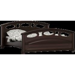 Stylowe łóżko Diana 22