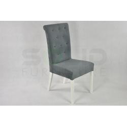 Krzesło tapicerowane chesterfield
