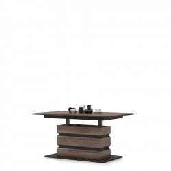 Ławostół kolumna nowoczesny dębowy Magnus 12