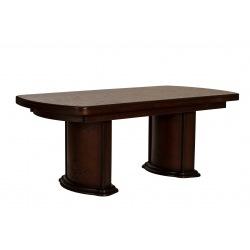 Stół Kolumna stylowy dębowy