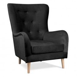 Fotel uszak klasyczny Classic