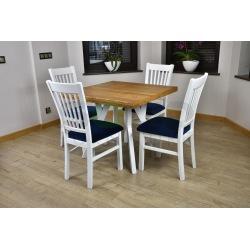 Zes. 31 (Stół Zuzanna kwadrat + Krzesła Zbyszek)