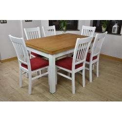 Zes. 34 (Stół Marsylia + Krzesła Zbyszek)