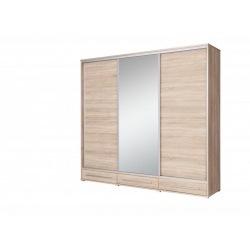 Szafa HELENA z lustrem i szufladami