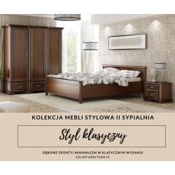 Kolekcja mebli STYLOWA II sypialnia