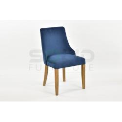 Krzesło Natalia granatowe