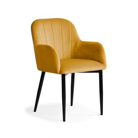 Krzesło Tulip noga czarna