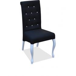 krzesło tapicerowane Luiza