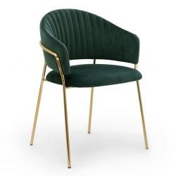 Krzesło glamour Lena