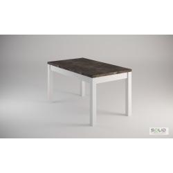 Stół Laura atelier jasny 120x80 rozkładany