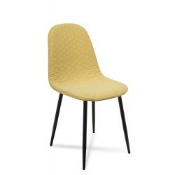 Krzesło Tina czarna noga