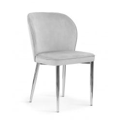 Krzesło Anais noga chrom