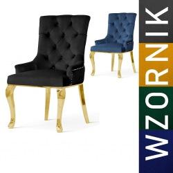 Krzesło August Gold